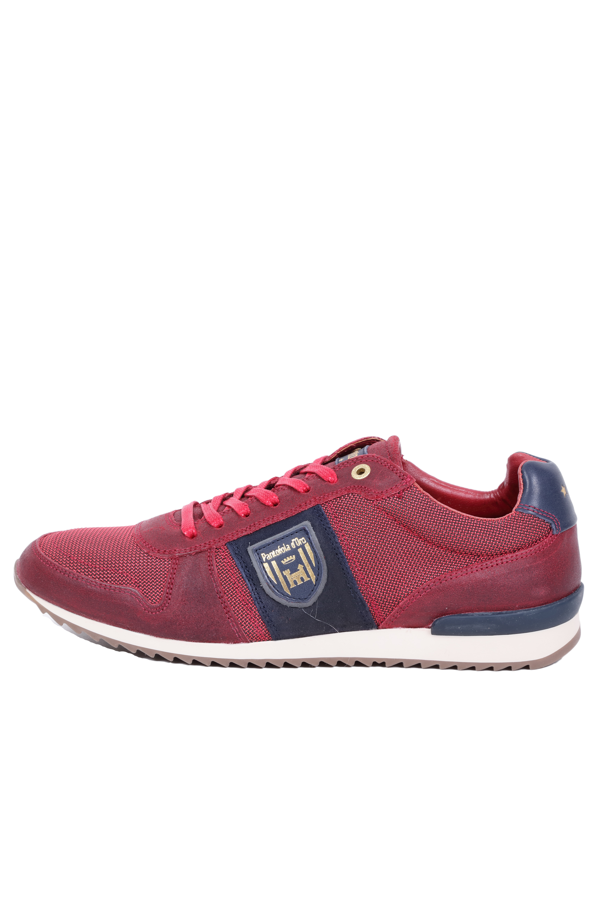 Pantofola d´Oro Sneaker Umito NB Uomo low - racing red 41