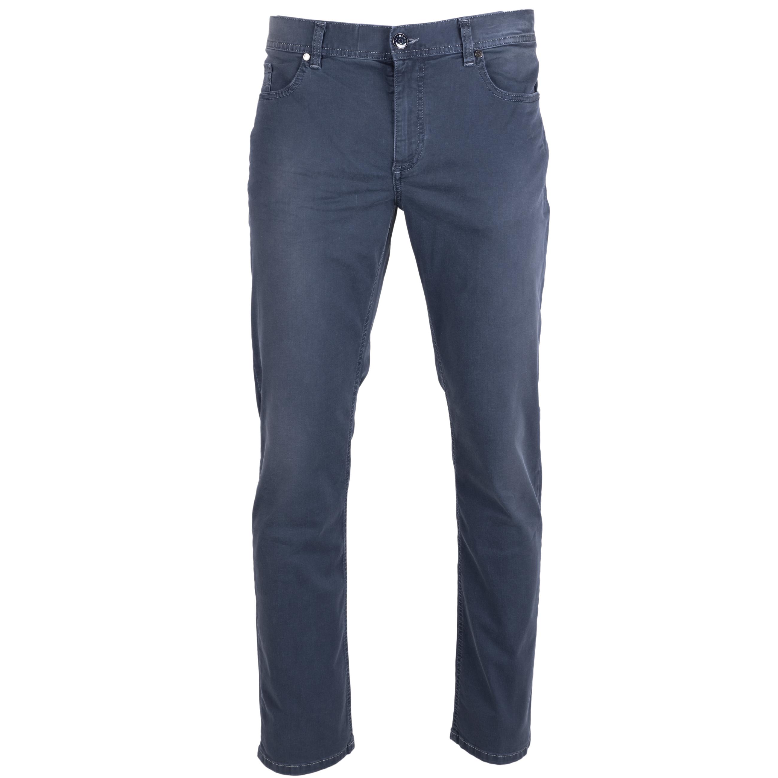 Alberto Jeans Pipe regular fit leichte Qualität 38/34 grau