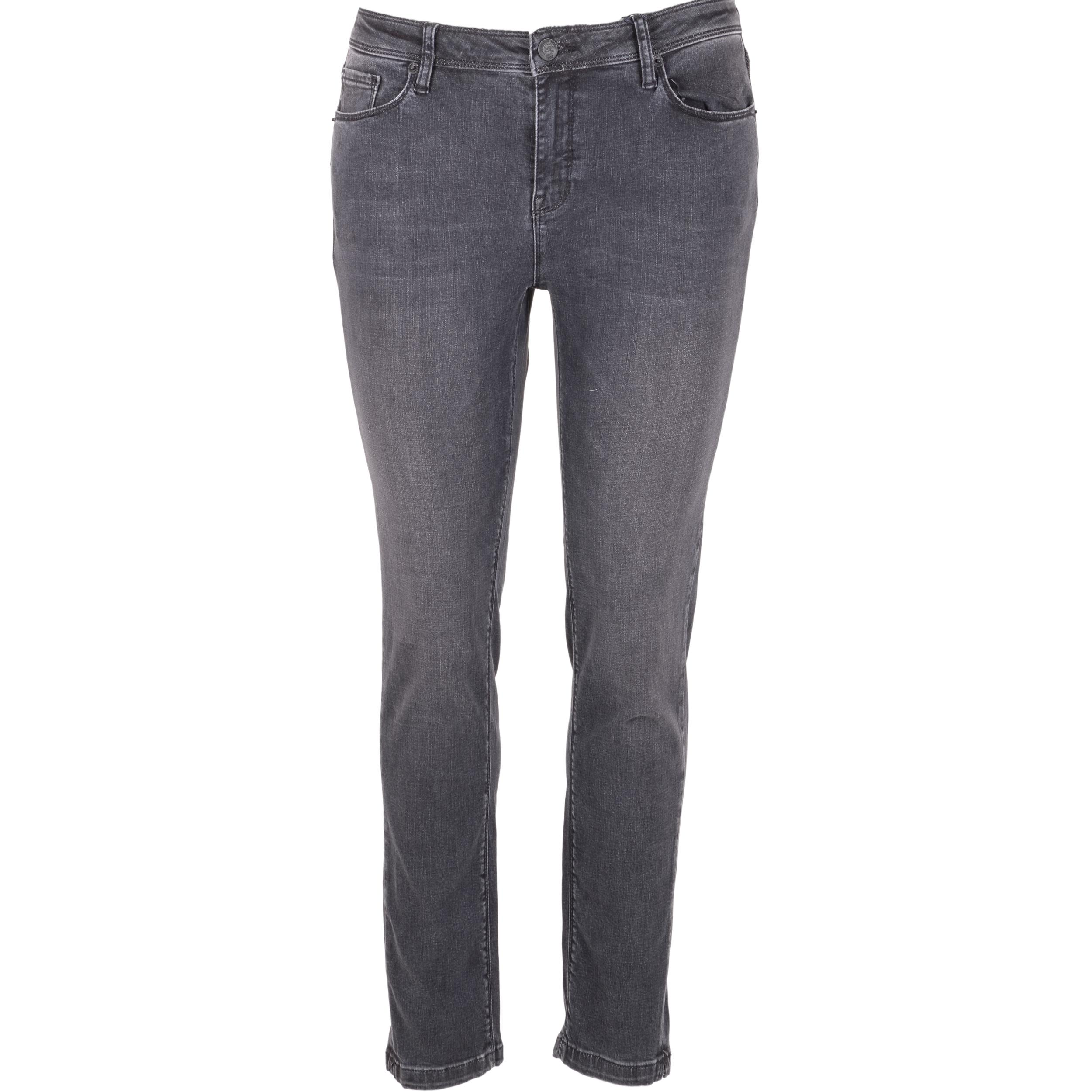Raffaello Rossi Damen Jeans Vic - grey