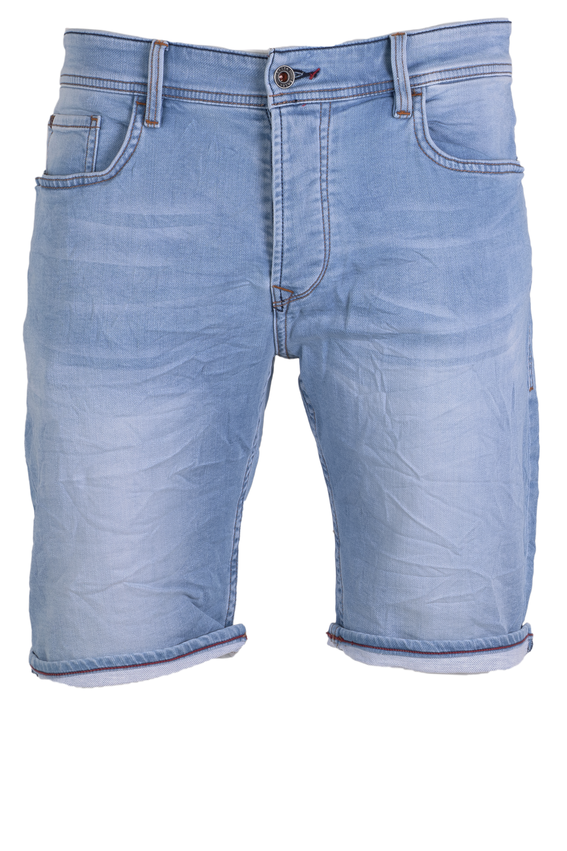 Sala Herren Bermuda Shorts Jersey - blue used 31