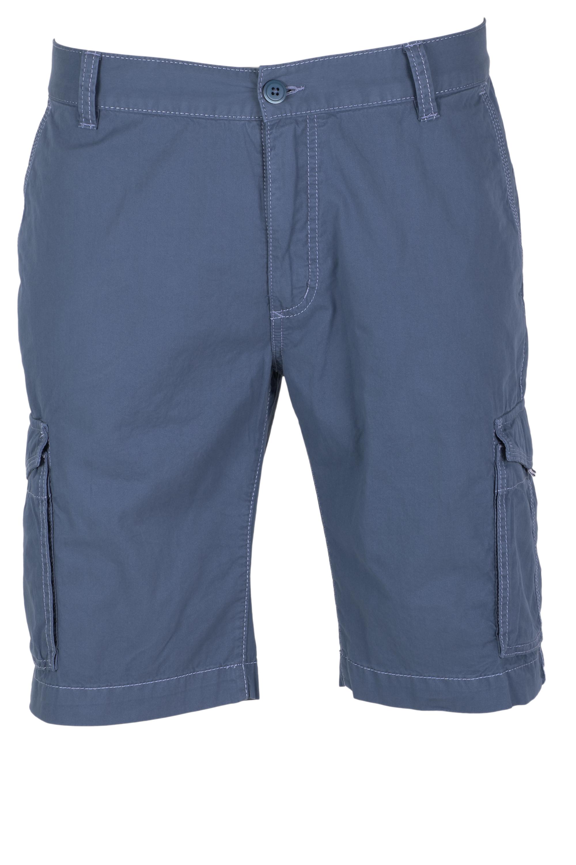 Pioneer Herren Cargo Bermuda Shorts - pacific