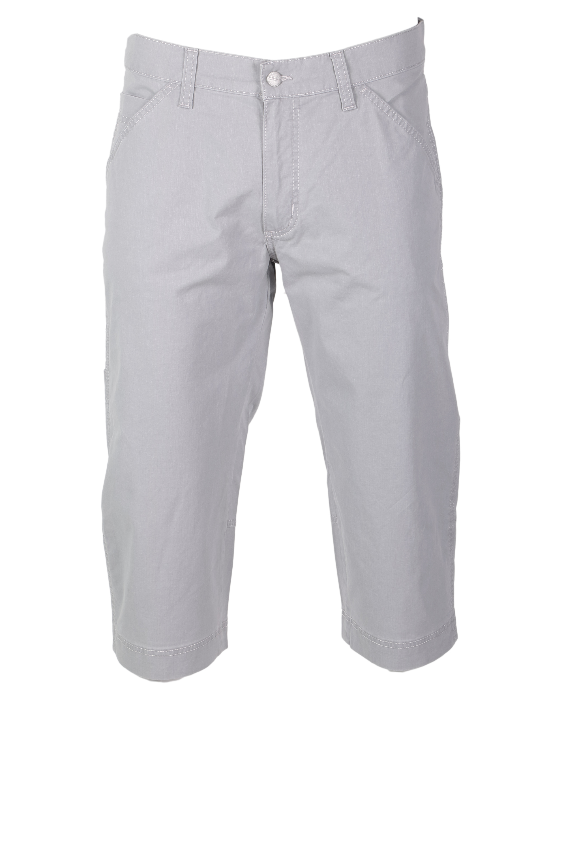 Pioneer Herren Shorts 3-Quarter - hellgrau