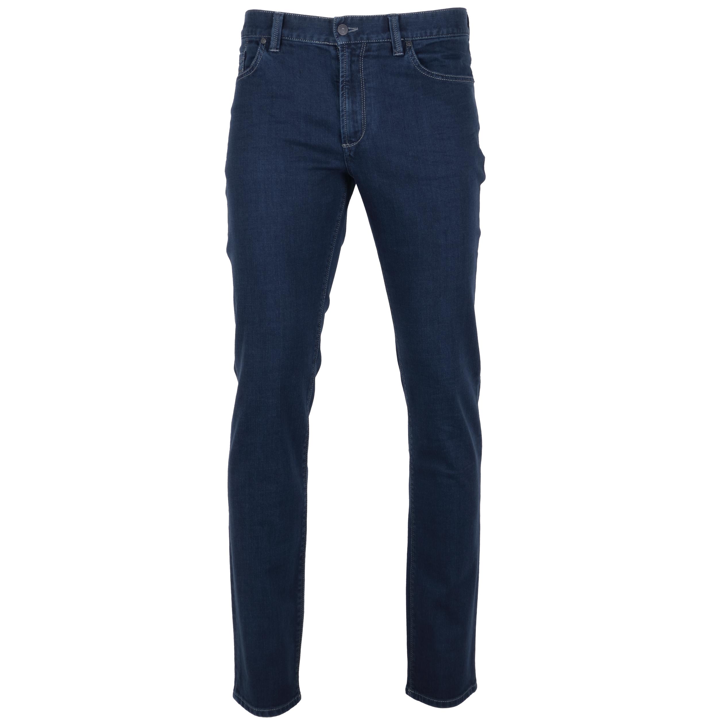 Alberto Herren Jeans Pipe regular fit - blue