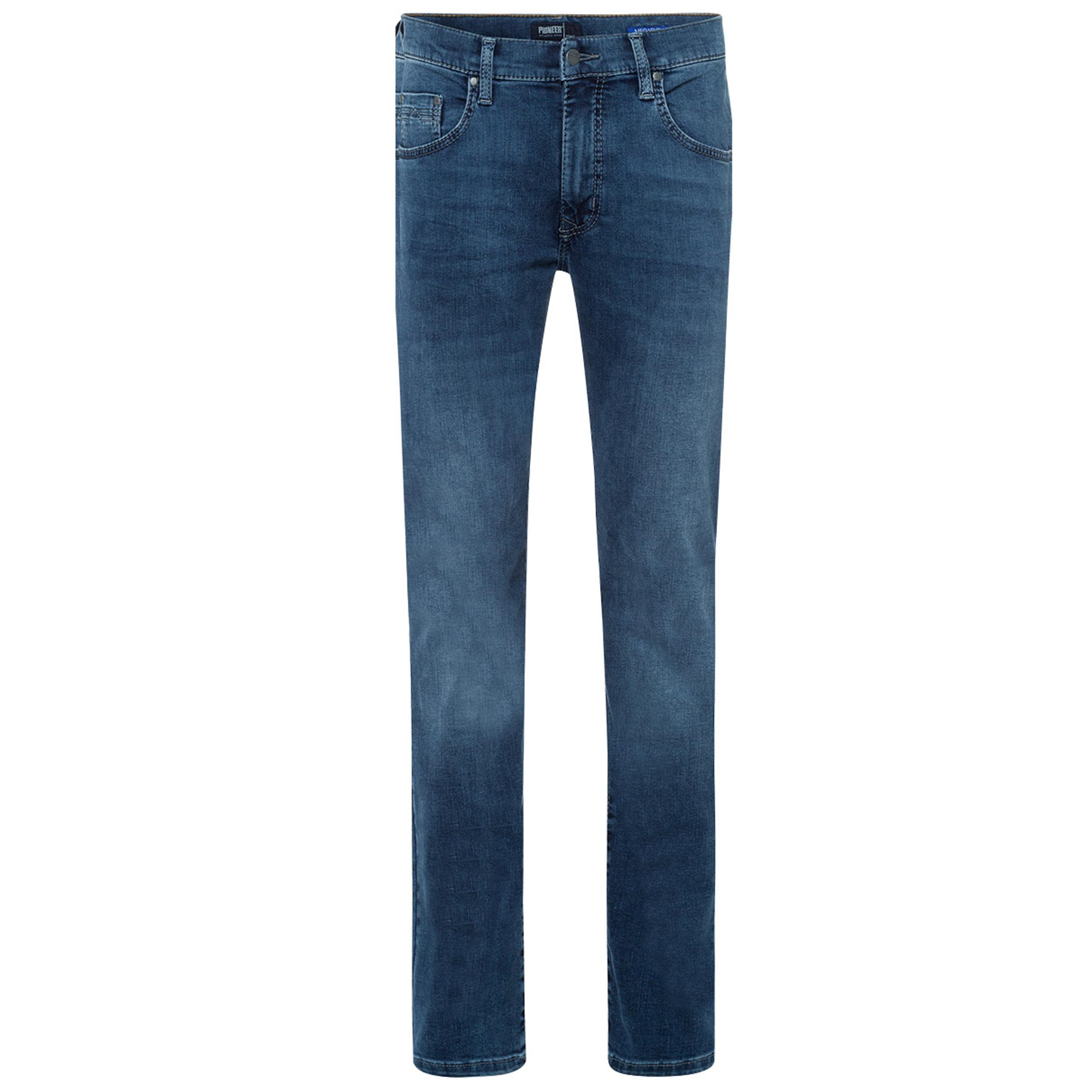 Pioneer Herren Jeans Rando Megaflex - blau 38/34