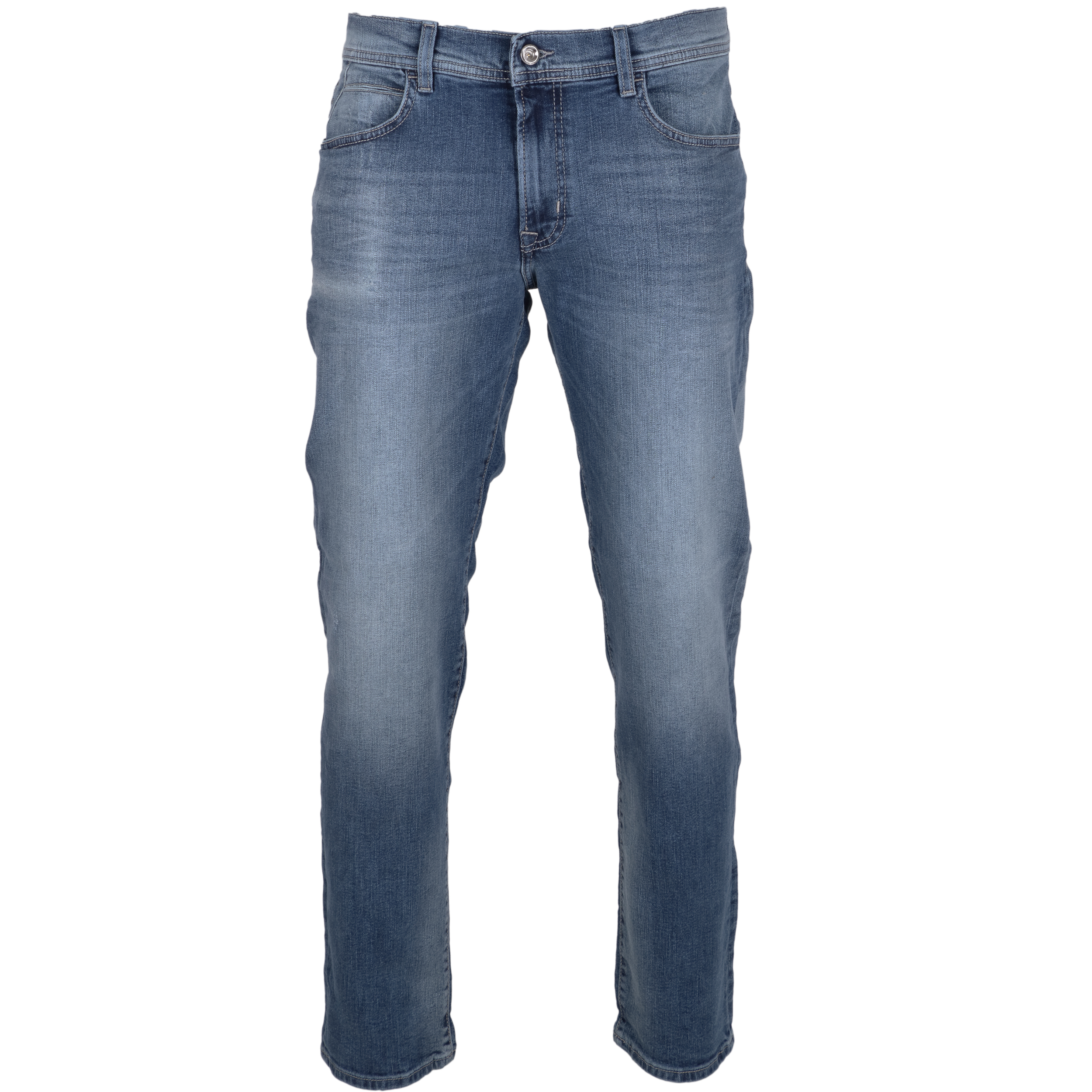 Otto Kern Herren Jeans Ray - used blue 36/32