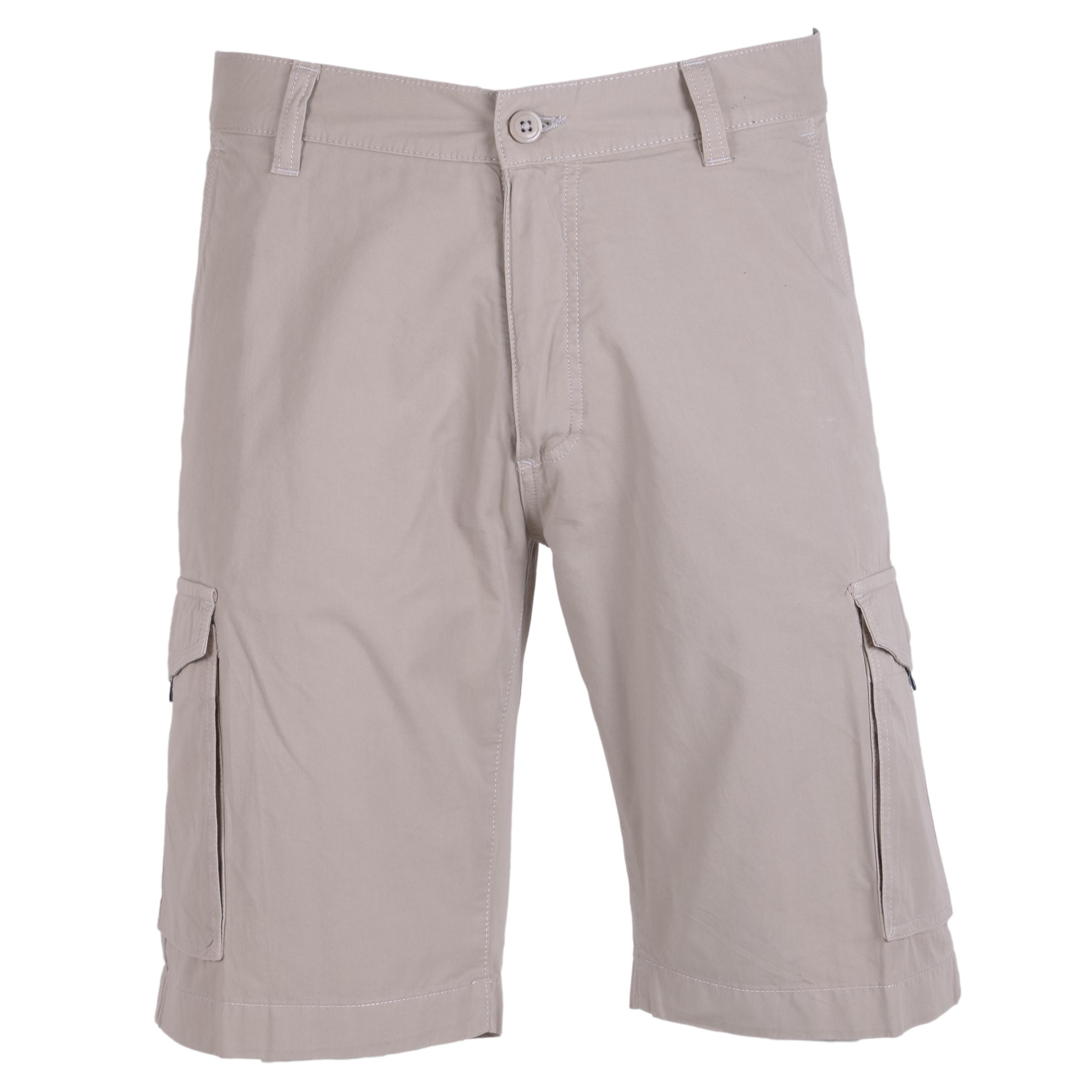Pioneer Herren Cargo Bermuda Shorts