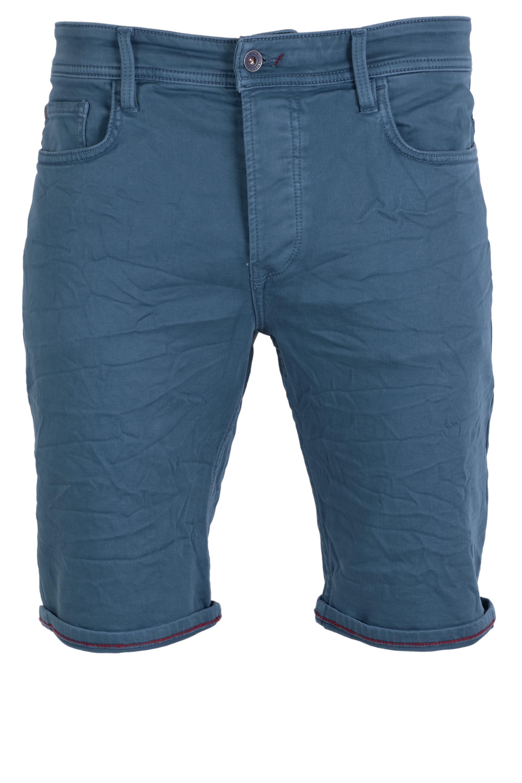 Sala Herren Bermuda Shorts Jersey - blau